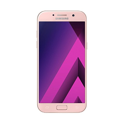 Samsung Galaxy A5 (2017) Smartphone (5,2 Zoll (13,22 cm) Touch-Display, 32 GB Speicher, Android 6.0) pink / peach cloud