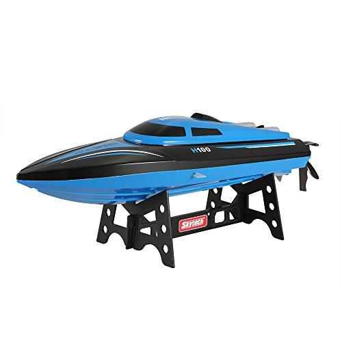 Goolsky Skytech H100 180 ° Flip 20KM / H Hochgeschwindigkeits Ferngesteuertes Elektro RC Boot*