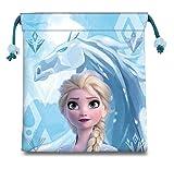 Disney Frozen Comida 2 Bolsas Fiambreras bento-Porta Alimentos Artículos para el hogar Unisex Adulto, Multicolor (Multicolor), única