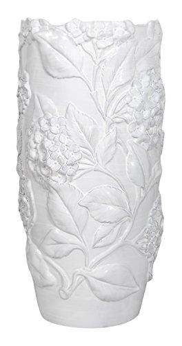 Biscottini Schirmständer aus Keramik von Bassano L27XPR27XH51 cm Made in Italy