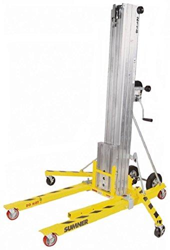 Elevador de material o carga Sumner 2118