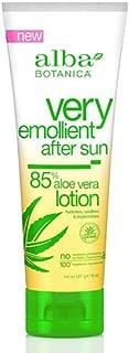 After Sun 85% Aloe Vera Lotion 8 OZ