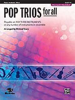 POP TRIOS FOR ALL - gearrangeerd voor drie stemmen - trompet - (kasson) [Noten/Sheetmusic]