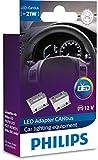 Philips automotive lighting 18957X2 Adaptador CANbus LED (21W), Set de 2