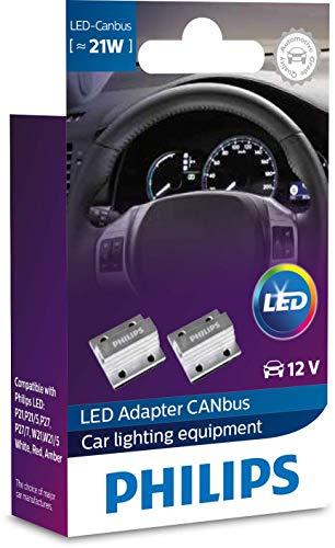 LED 12V 21W CANbus Adapter 2St. Philips