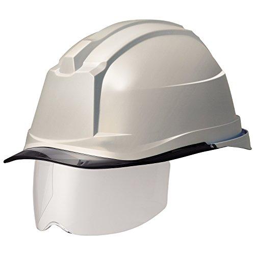 ミドリ安全 ヘルメット 一般作業用 電気作業用 スライダー面 SC19PCLS RA3 αライナー付 グレー スモーク