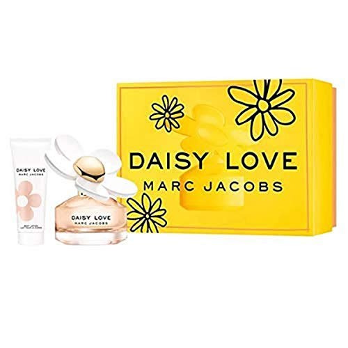 Marc Jacobs Daisy Love Geschenkset 100ml EDT + 75ml Body Lotion