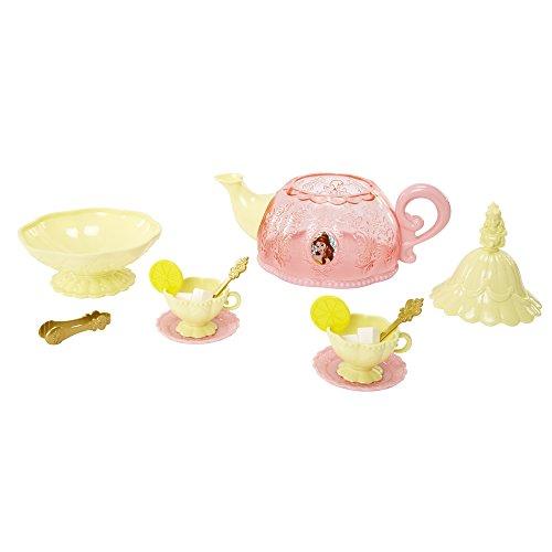 Jakks Pacific- Servizio da tè di Belle per Bambini, 88402
