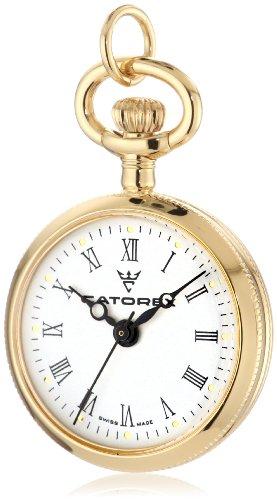 Catorex 675.6.12384.110–Orologio da taschino per donna