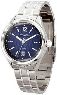 ヨーグ グレイ Jorg Gray JG6100-12 Mens Blue and Silver Steel Braclet Watch 男性 メンズ 腕時計 【並行輸入品】