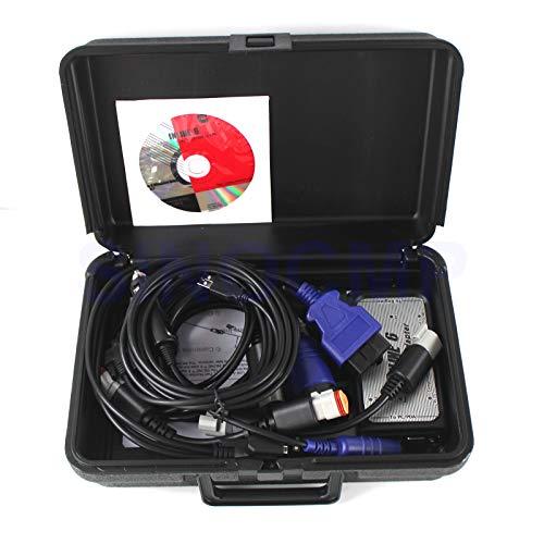 SINOCMP 3165033 Inline 6 Data Link Adapter Diagnostic Tool for Cummins...