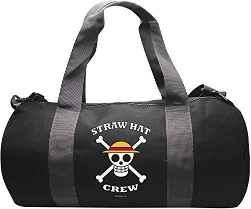 One Piece - Straw Hat - Tasche   Schwarz   Offizielles Merchandise