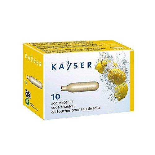 10 capsule seltz kayser
