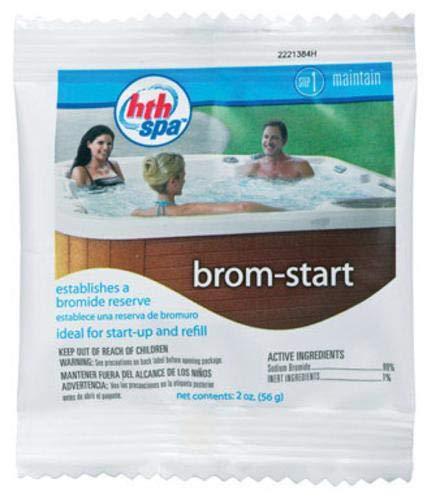 HTH 2OZ Spa Brom Start