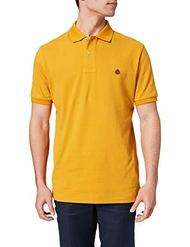 Springfield 8551057T8 Polo Shirt, Dorado, M Mens