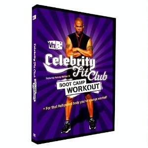 Celebrity Fit Club-Boot Camp Workout-VH1-Harvey Wa