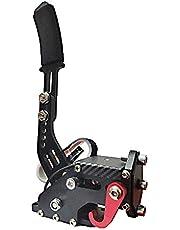 مكابح يدوية من Anself 14Bit PC USB لمحاكاة فرامل خطية لألعاب السباق لـ Logitech G27 G29, اسود