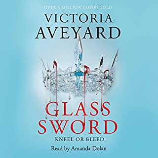 Glass Sword                   By:                                                                                                                                 Victoria Aveyard                               Narrated by:                                                                                                                                 Amanda Dolan                      Length: 14 hrs and 39 mins     214 ratings     Overall 4.2