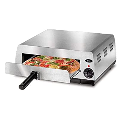 Oster Pizza Oven, Stainless Steel