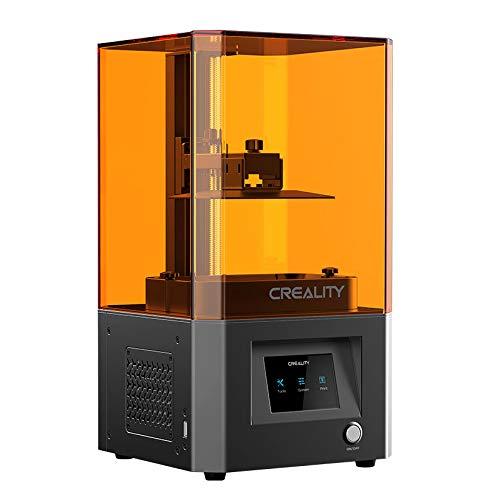 PeachClover【Creality 3D】LD-002R 光造形 3Dプリンター 日本語取扱説明書&アフターサポート 造形サイズ 119 x 65 x 160 mm