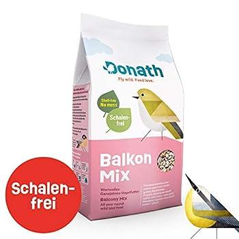 Donath Balcon Mélanger Oiseaux Sauvages Nourriture 1 kg