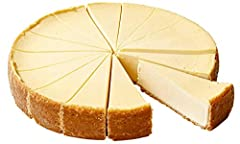 🍫We freeze the FRESH Cheesecake and ship it the next day with ice packs and insulation. When you get it is naturally defrosted and ready to eat. You can usually safely refreeze it without having to worry about spoilage. However, continual freezing an...