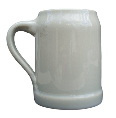 This pottery 9th anniversary gifts for him is great if he likes beer.