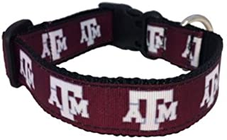 Game Day Dogs Texas A&M Aggies Dog Collar