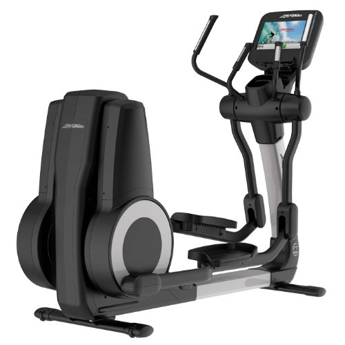 Life Fitness Platinum Club Series Elliptical with 16' Discover SE Tablet Console