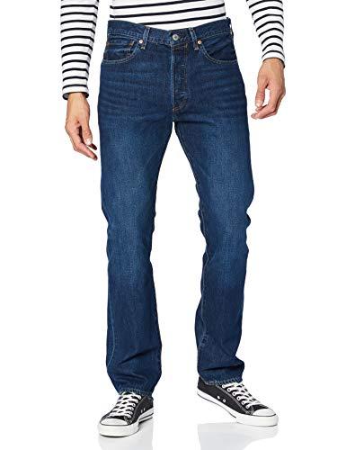 Levi's 501 Original Fit Jeans Vaqueros, Sponge St, 38W / 32L para Hombre
