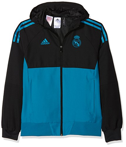 adidas EU Allw Jk Chaqueta Línea Real Madrid FC, Hombre