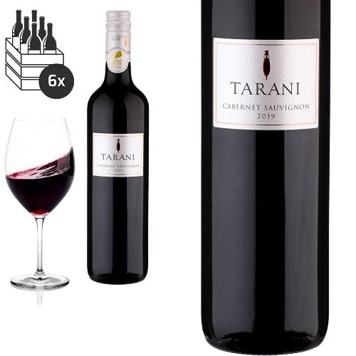 6er Karton 2019 Cabernet Sauvignon von Tarani Vinovalie Vignerons de Rabastens Rotwein