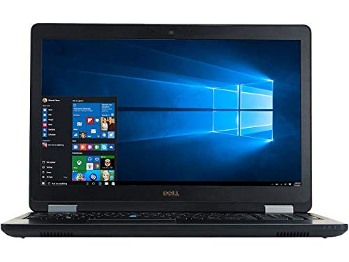 Dell Latitude E5570 Business Laptop - 15.6in FHD Display - Intel i7-6820HQ 2.7Ghz - 16GB RAM - 512GB SSD - WIFI - HDMI - Windows 10 Pro - AMD Radeon R7 Video Card (Renewed)