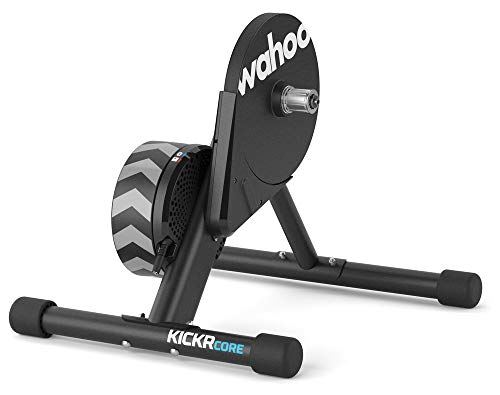 Wahoo Fitness KICKR Core Smart Trainer - Entrenador Inteligente, Color Negro