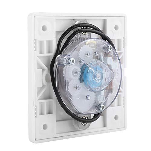 Shipenophy Wasserpumpe Timer Timer Countdown Intelligente Zeitschaltuhr für Indoor für Zuhause für Wasserpumpe(30 Minutes Timer Switch)