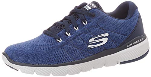 Skechers Flex Advantage 3.0 Stally Mens Sneakers Navy 10