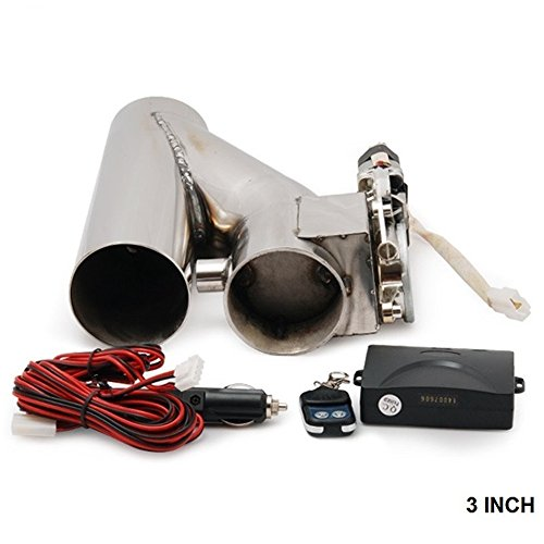 Epman TK-CUTNEW30 - Válvula de corte eléctrica universal de 7,6 cm con mando a distancia V2