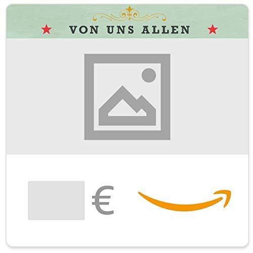 Digitaler Amazon.de Gutschein mit eigenem Foto (Von uns. Für dich.)