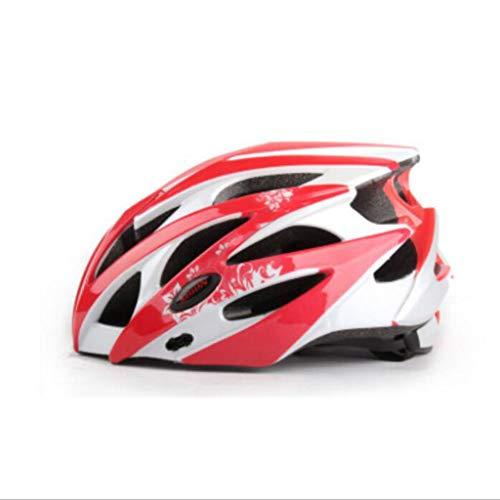 JIE KE Fietshelm fietshelm fietshelm volwassen mountainbike helm sport veiligheid E-M