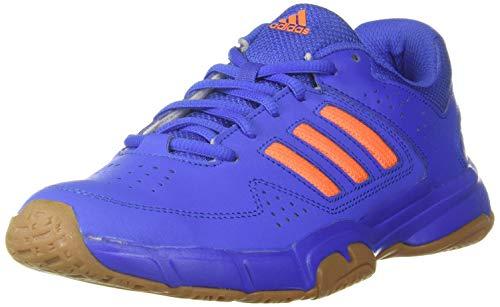 Adidas Men's Quickforce 3.1 Hireor/Hirblu Badminton Shoes-7 UK/India (40 2/3 EU) (CP9543)