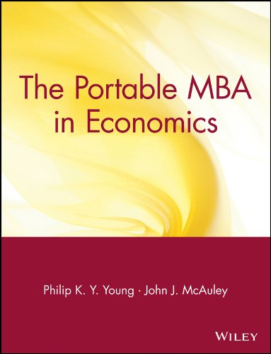 The Portable MBA in Economics (The Portable MBA Series Book 19) (English Edition)