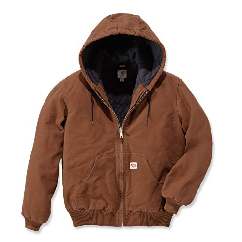 Carhartt Heritage Duck Actieve Limited Edition jas Small Red Duck.