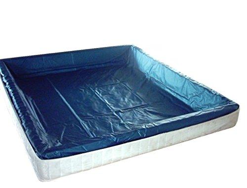 WABEZU Wasserbett Auslaufschutz Sicherheitswanne als Outliner für Softside Wasserbetten (180 x 220 cm)