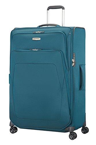 Samsonite Spark Sng - Spinner 82/31 Expendable Suitcase, 82 cm, 173 L, Blue (Petrol Blue)