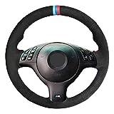 この車のハンドル保護カバーは滑らかで耐久性のあるマイクロファイバーレザーでできており、滑り止め、安定性、耐熱性があり、快適なタッチと感触をもたらします。 完全な保護、傷、色あせ、摩耗からステアリングホイールを保護し、手を保護し、手のひらを作って運転の疲労を和らげ、運転体験を豊かにし、滑り止めと通気性の特性、柔らかく快適な感触、ステアリングホイールと緊密に統合、強力な操作性、より簡単で安全な運転を可能にします。 繊細な縫製技術により、ステアリングカバーは疲れた外観の既存の車のハンドルを隠し、それ以...