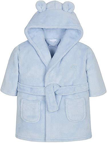 BabyTown Wunderschön Baby ankleiden Kleid in Entweder Pink oder blau Weicher Flauschiger Fleece