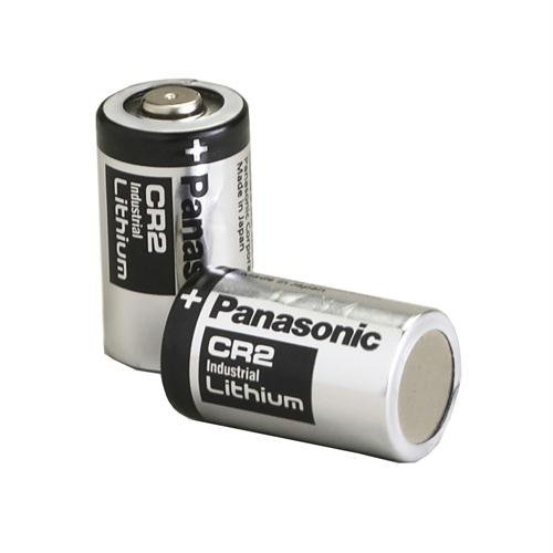 Panasonic CR2-2PK Photo Lithium 3V Batteries for Mini 25, Mini 50, Mini...