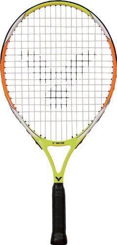VICTOR Tennisschläger Tour Junior 21, Gelb/Weiß, 53,3 cm, 216/0/0 by Victor