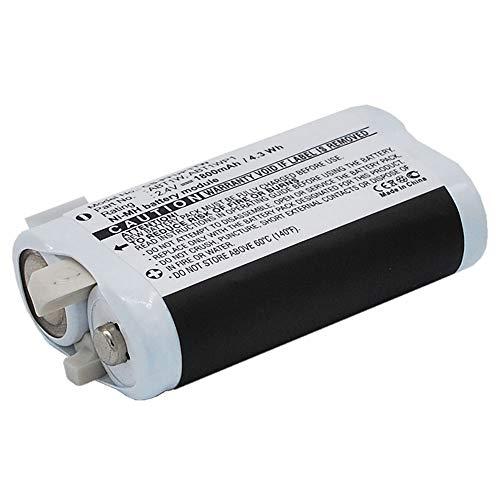 subtel® Qualitäts Akku kompatibel mit Pure Digital Flip Ultra 2nd Gen/Flip Video Ultra/Flip UltraHD Camcorder, PLF423042A1 1800mAh Ersatzakku Batterie