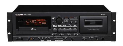 TASCAM CDA550 Recording Studio Equipment